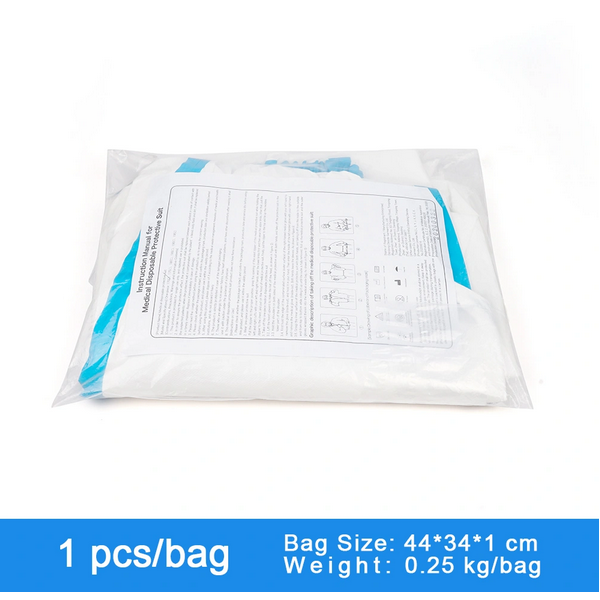 Nonwoven Surgical Coverall
