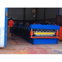 Профилегибочная машина для быстрой формовки валков