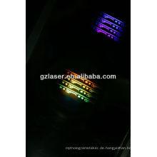 Hologramm Warmgewalzter Stahl Blende Kura Heißprägefolie Folie