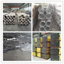 Seamless Aluminum Alloy Pipe 6061