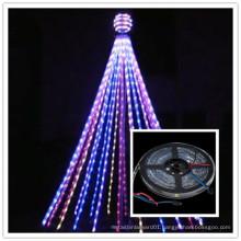 DMX Christmas Ribbon pixel led tape 12v