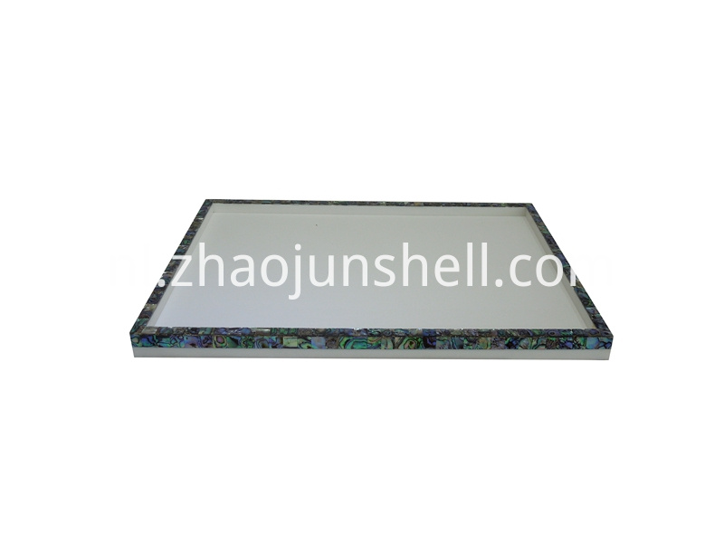 paua shell tray