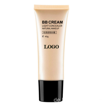 Sunscreen Moisturizing Whitening Haut BB Cream