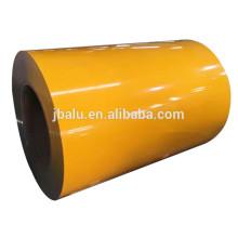 Китай дешевой цене цветные алюминиевые катушку/лист для фасадов