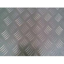 Placa de xadrez de alumínio 6083