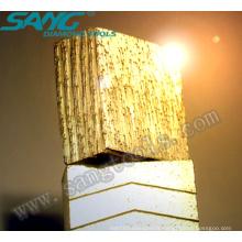 Fabricant de diamants Fabricant Outils de coupe Diamant Segment