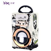 Tragbarer Lautsprecher 20W MP3-Player mit eingebautem Lautsprecher