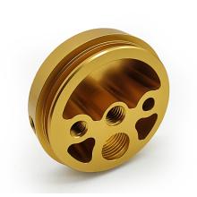 Servicio de corte CNC de piezas de mecanizado de aluminio