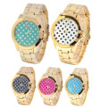 New Arrival Girls Quartz Watch With Bracelet Strap