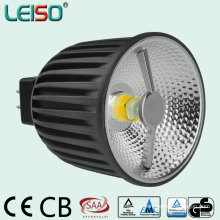 3D COB Reflector 6W 400lm MR16 LED with TUV Approval