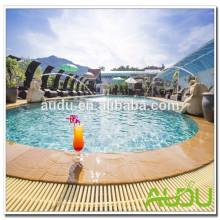 Audu Tailandia Sunshine Hotel Proyecto Silla de playa al aire libre