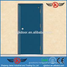 JK-F9061 Latest Design Residential Steel Entry Door / Fireproof Steel Door