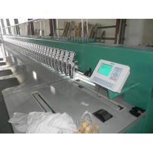 Máquina de bordado plano computarizado