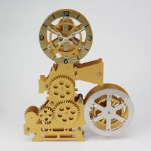 Old Style Filmprojektor Gear Clock