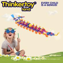 Креативные игрушки Блок для детей в форме лодки