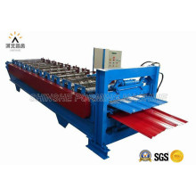 Color Steel Sheet Roof Roll Forming Machinery