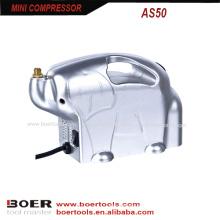 Modelo do Elephone do compressor de ar do Airbrush mini de 1 / 8HP
