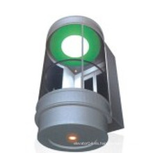 Ascensor panorámico, Puerta de cristal para ascensor (UN-GR008)