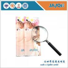 Pano impresso da lente de Microfiber do logotipo por atacado