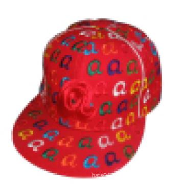 Baseball Cap with Flat Peak 07ne001