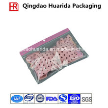 Специальная ароматическая прозрачная одежда Упаковка мешок с молния