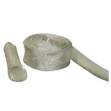 Manga de fibra de vidrio de sílice alta