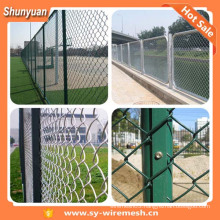 High quality used chain link fence gates