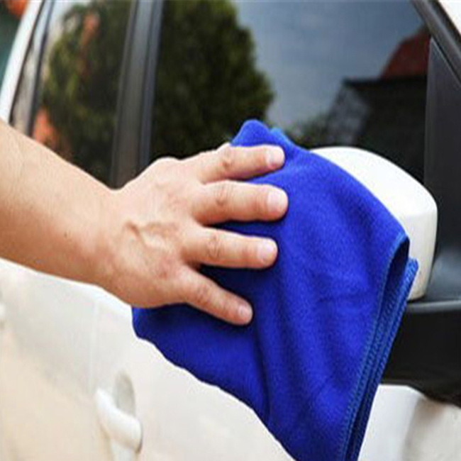 hot selling washing car towels
