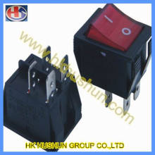 Rocker Switch/ Electrical Switch/Push Button Switch (HS-ES-001)