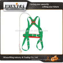 Customized safety harnesses double