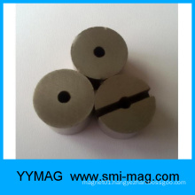 Industria deep hole sintered Alnico magnet