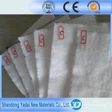 Geotêxtil não tecido tecido do fornecedor do poliéster padrão de ASTM