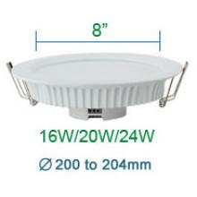 Ledsolution LED vers le bas la vente chaude de lumière nouvelle LED vers le bas 15W / 18W / 25W / 36W vente chaude Design Dimmable CE RoHS