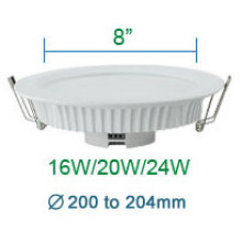 Ledsolution LED Down Light Hot Sale New LED Down Lamp 15W/18W/25W/36W Hot Sale Design Dimmable CE RoHS