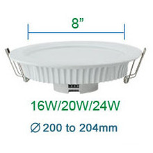 Ledsolution LED Down Light Hot Sale Novo LED Down Lâmpada 15 W / 18 W / 25 W / 36 W Venda Quente Design Dimmable CE RoHS
