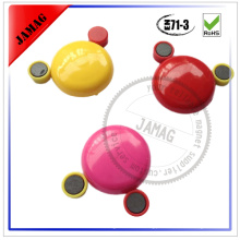 2015 JM Fridge Magnets Type Button Badge