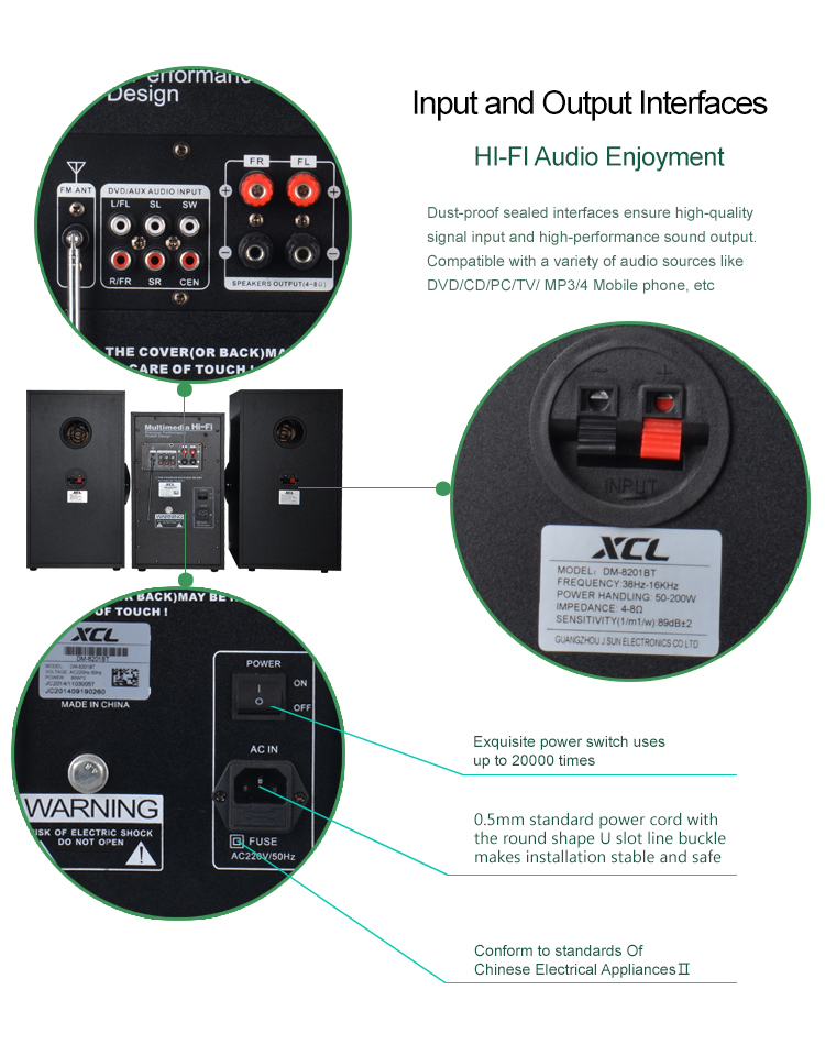 Home Audio Reverse