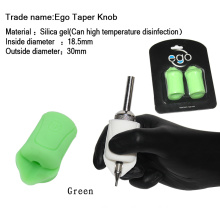 2016 hot sale soft Ego silicon tattoo grip cover for tattoo grip