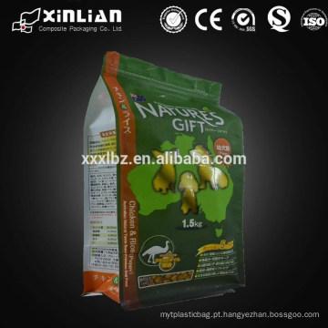 Preço de fábrica Plastic Dog Food Packaging Bag