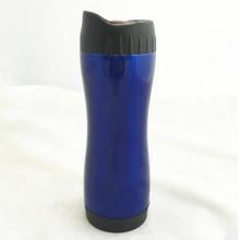 Бесплатная бутылка воды воды спорта гольфа стены нержавеющей стали BPA свободной двойной стены стены (SH-VC17)