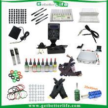Getbetterlife 2014New Digital alimentación permanente tatuaje máquina de juego modificado para requisitos particulares