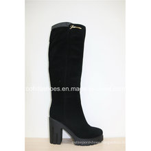 New Casual Winter Warm Leather Ladies Boots
