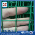 Wire Mesh Welded Coated PVC Hijau