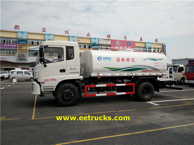 5 cbm Water Tank Trucks