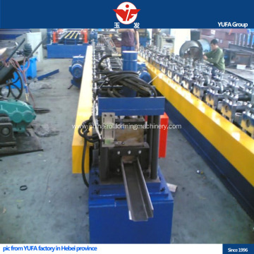 Door frame&window frame roll forming machine steel panel making machine