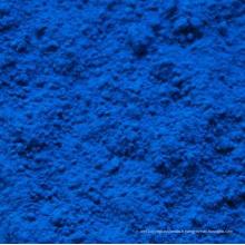 Pigment d'oxyde de fer bleu pour briques