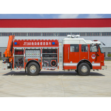 JY160 type emergency rescue truck