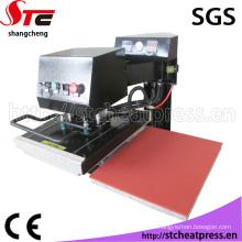 Meistverkaufte automatische pneumatische Hitze-Druckmaschine-Maschine