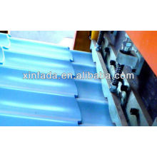 Step Tiles Roll Forming Machine