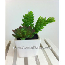 La Chine Gros artificiel en pot Mini plantes succulentes